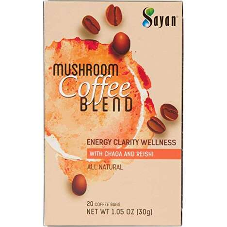 Instant Mushroom Coffee Blends
