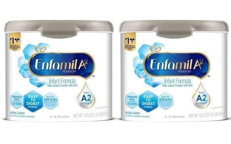 Premium Milk Infant Formulas