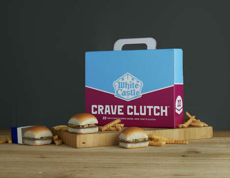 Slider Carryout Boxes