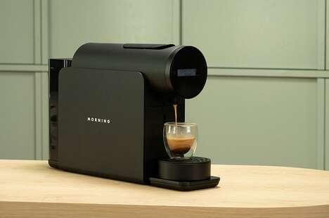 Smart Coffee Machines