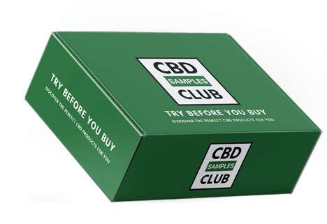 CBD Sampling Boxes