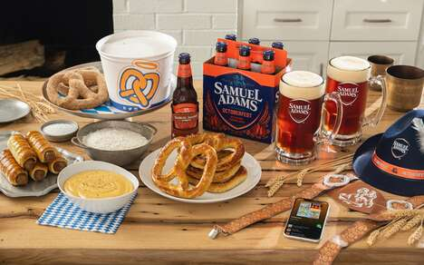 At-Home Oktoberfest Kits