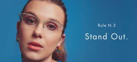 Gen Z-Targeted Luxury Eyewear