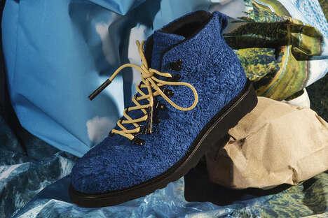 Extreme Weather-Enduring Footwear