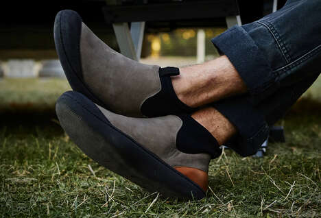 Cozy Campsite-Friendly Footwear