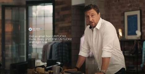 Humorous Consumer Feedback Campaigns