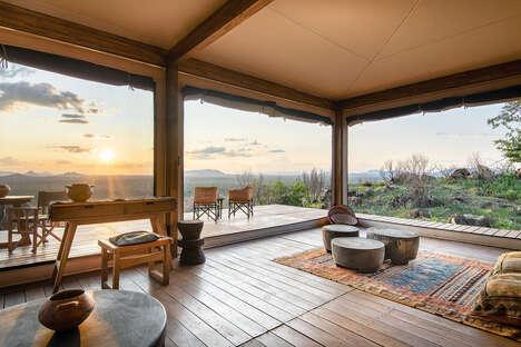 Luxury Flat-Pack Hotel Rooms