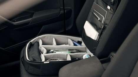 Passenger Seat Storage Bags