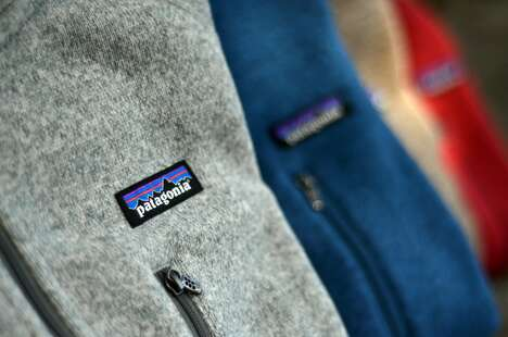 Political Clothing Garment Tags
