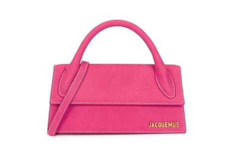 Hot Pink Mini Bags