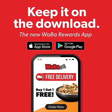 Mobile Rewards App Promotions