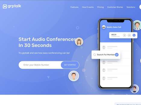 Instantaneous Conferencing Apps
