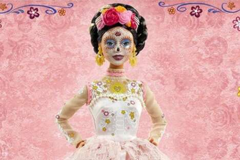 Collectible Day of the Dead Dolls