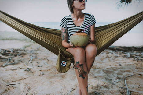 Backpack-Friendly Hammocks