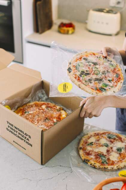 Pizza Subscription Services