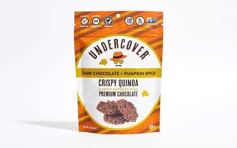 Seasonal Spiced Chocolate Snacks