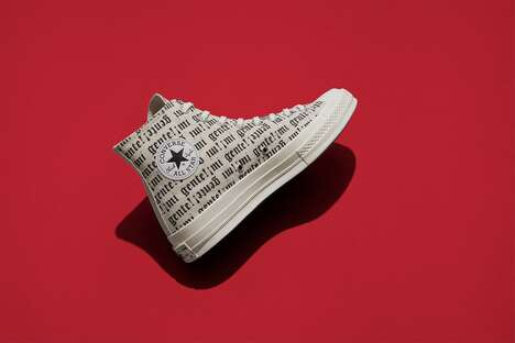Latin-Inspired Shoe Capsules