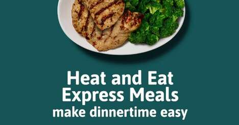 Ready-to-Eat Dinner Style Meals