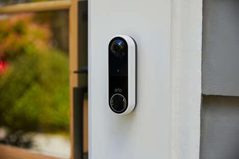 Head-to-Toe Video Doorbells