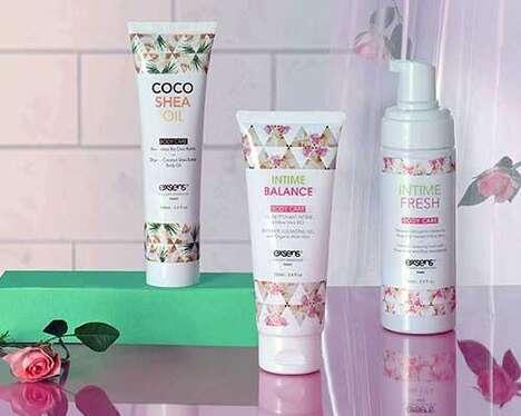 Natural Intimate Care Cosmetics