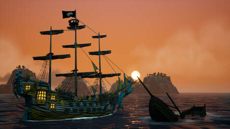 Single-Player Pirate RPGs