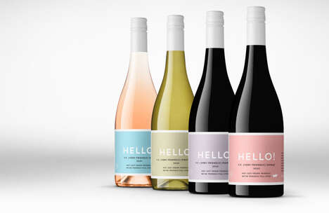 Collaborative Vegan-Friendly Wines