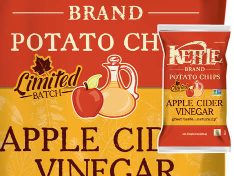 Apple Cider Vinegar Chips