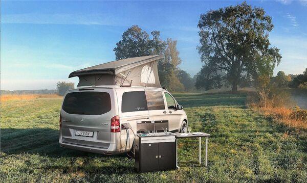 Flexible Living Space Vans