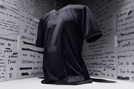 Limited Positive-Focused Jerseys