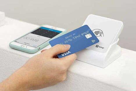 Mini Contactless Payment Terminals