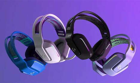 Suspension Headband Headsets