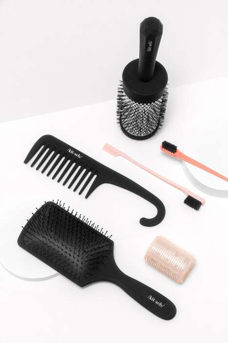 Biodegradable Hair Brushes