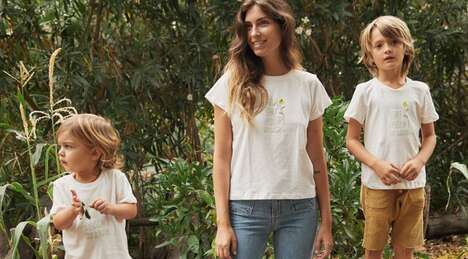 Uplifting Sustainable Tees