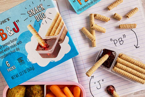 PB&J Stick Snacks