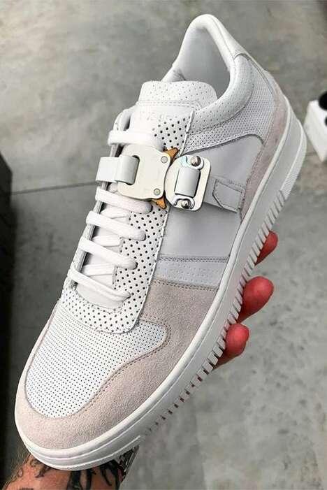 Belted Utility Sneaker Designs