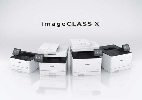 Compact WFH Printers