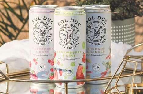 Artisan Flavor Sparkling Cocktails