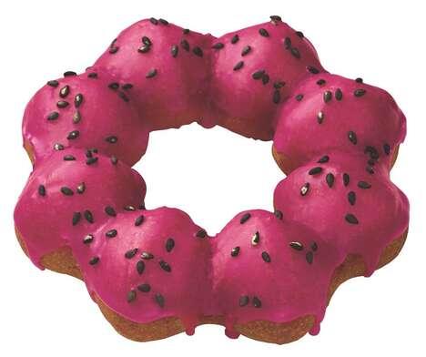 Seasonal Sweet Potato Donuts