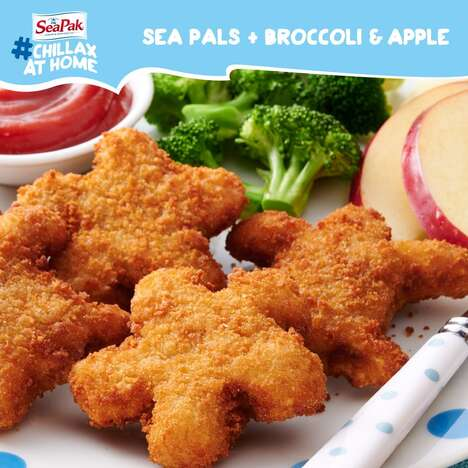 Kid-Friendly Seafood Snacks