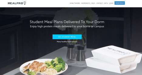 Healthy Student Meal Deliveries