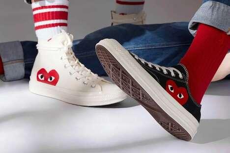 Heart Sneaker Restocks