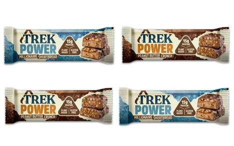 Plant-Based Protein Snack Bars