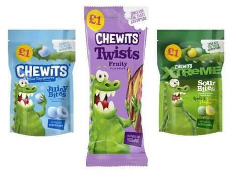 Vegetarian-Friendly Candy Products