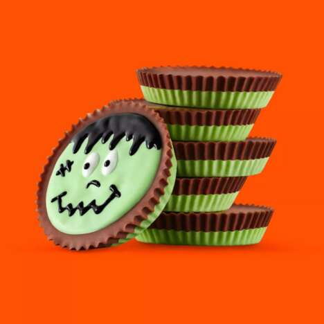 Mad Scientist-Inspired Halloween Candy