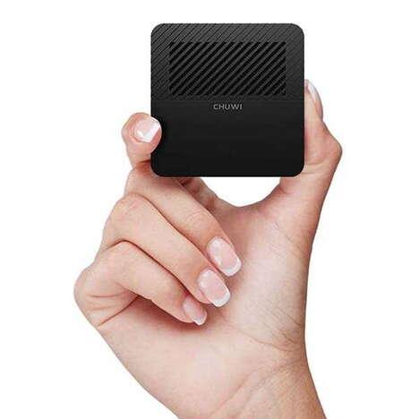 Portable Palm-Sized PCs