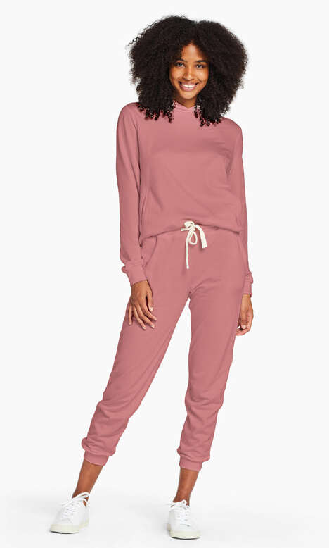 Charitable Sustainably Made Loungewear