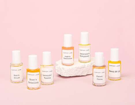 Handcrafted Story-Inspired Essential Oils