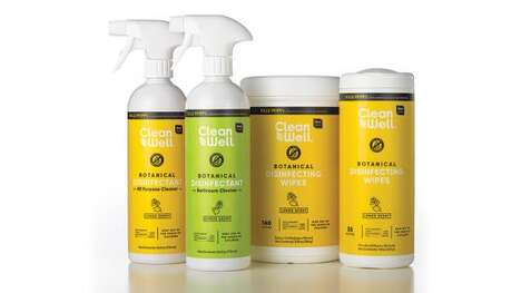Chemical-Free Cleaning Products