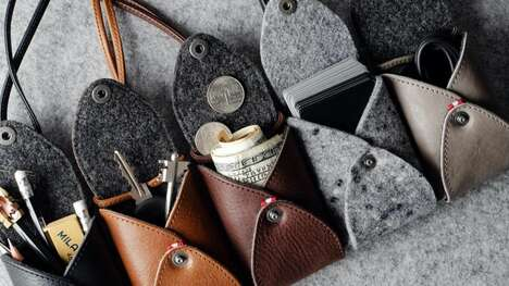 Multifunctional Luxury Pocket Organizers
