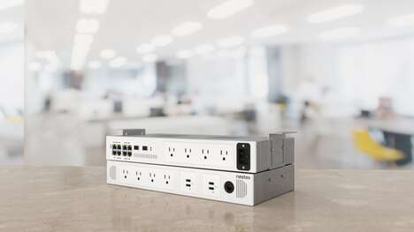 Desk-Mounted Networking Solutions